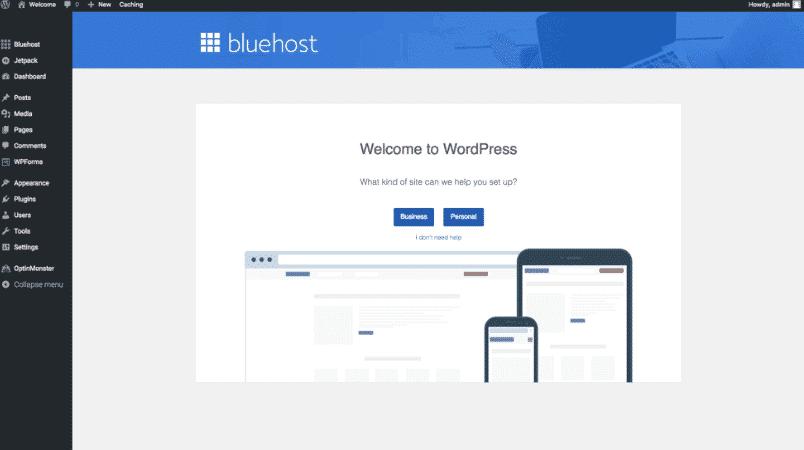 Welcome to WordPress