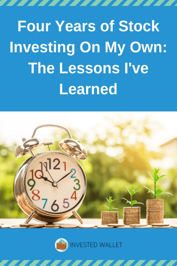 Investing Journey