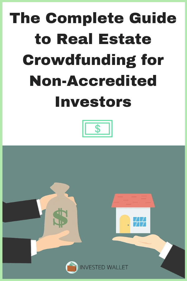 real estate crowdfunding for non-accredited investors