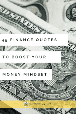 Top Finance Quotes