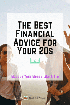 Best Financial Advice for Your 20s