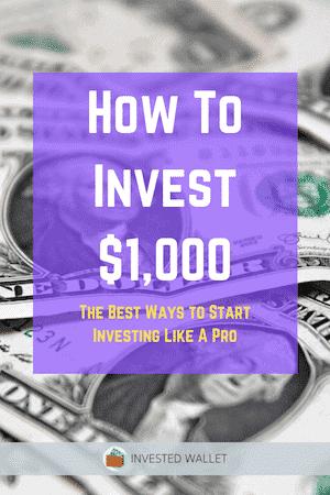 Investing $1,000