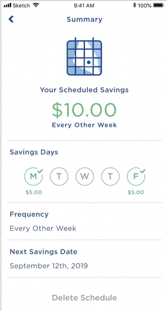 Dobot Savings