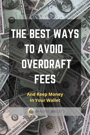 Avoid Overdraft Fees