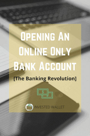 Online Only Bank Account