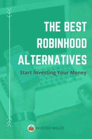 Best Robinhood Alternatives