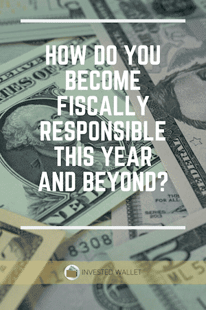 Fiscally Responsible