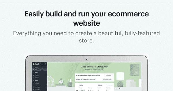 Shopify Admin
