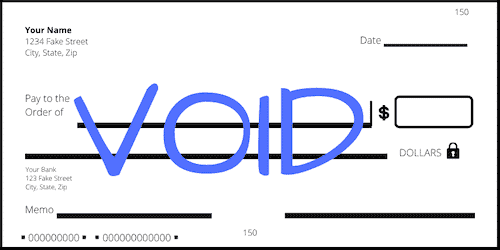 What Is A Voided Check? Everything You Need to Know