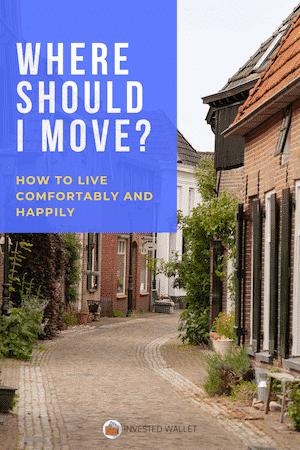 Where Should I Move?