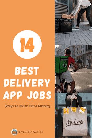 Delivery App Jobs