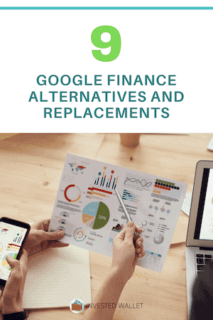 Google Finance Portfolio Alternatives