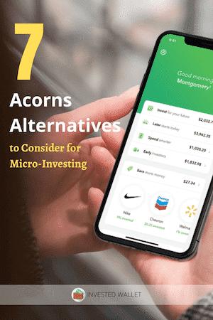 Acorns Alternatives