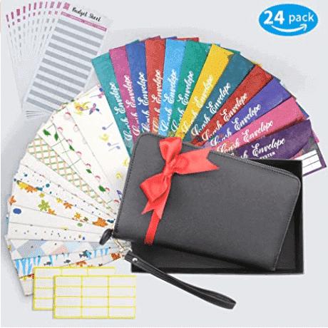 Afmat All-in-One Cash Envelope Wallet
