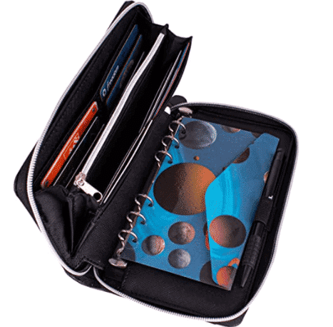 All Planets Cash Envelope Wallet System