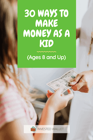 make money as a kid