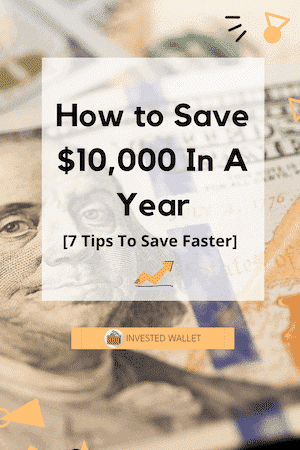 Save $10,000 in a Year