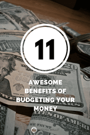 Benefits of Budgeting