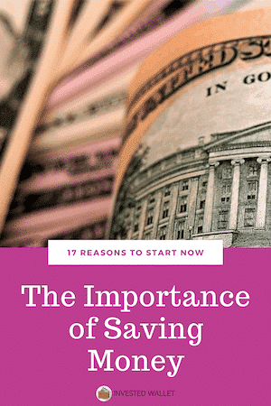 Importance of Saving Money