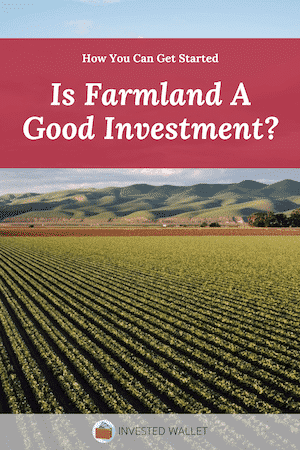 Is Farmland A Good investment?