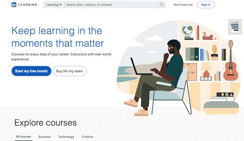 LinkedIn Learning.